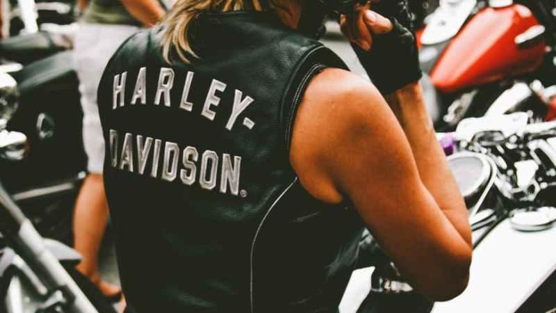 Harley Davidson in TRD Press News