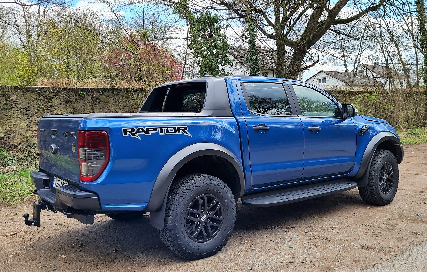 Im Praxistest der Ford Ranger Raptor