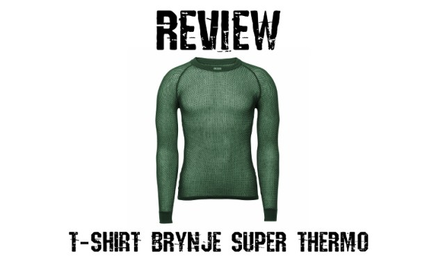 T-Shirt BRYNJE Super Thermo
