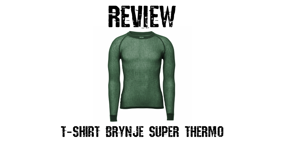 T-Shirt BRYNJE Super Thermo