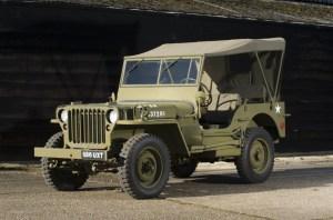 Jeep Willys de 1944 (Source: Silodrome.com).