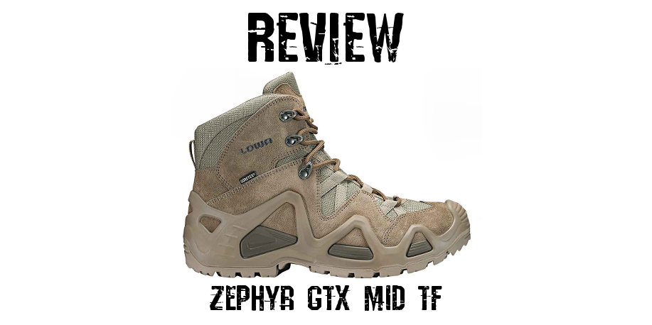 LOWA Zephyr GTX Mid