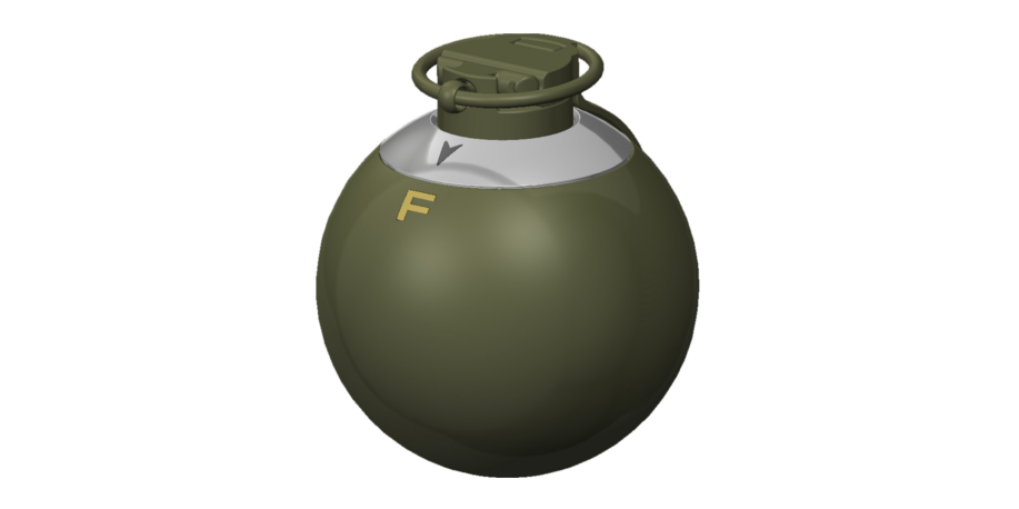 ETMP : les grenades du futur, dès demain