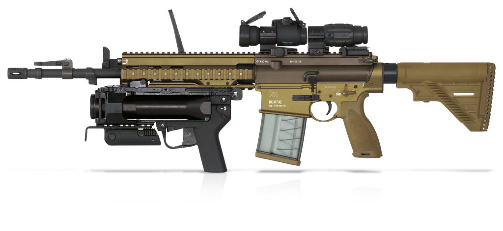 HK417 G28 en configuration infanterie (Image hkpro.com).