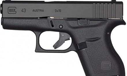 G43 : Glock surprise en Espagne