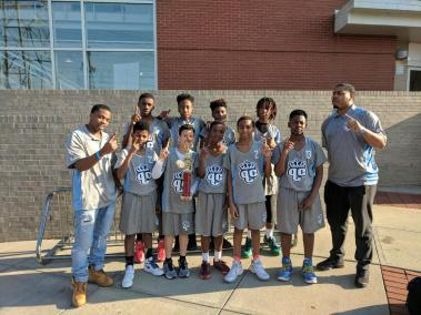 Queen City Baller Boys 2017