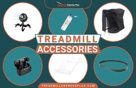 Treadmill Accessories examples- treadmillexpressplus.com