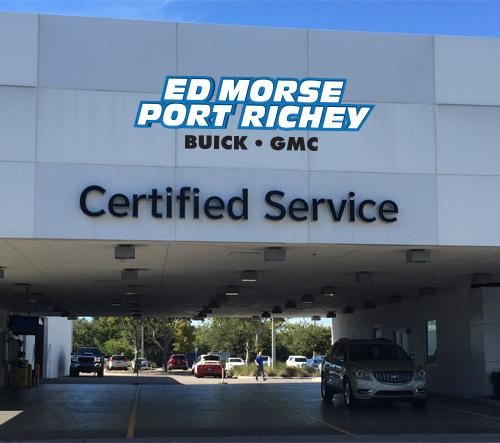 Buick GMC Service