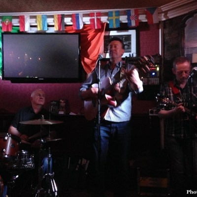 Live Music at The Brazenhead