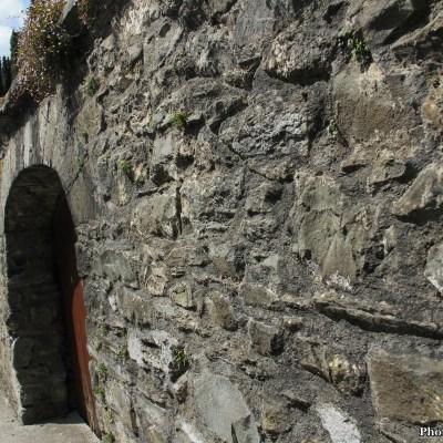 St John's Cemetery wall