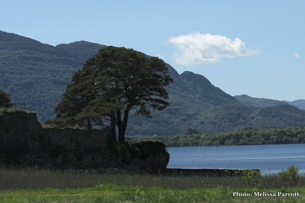 Castlelough, Lough Lein, Killarney