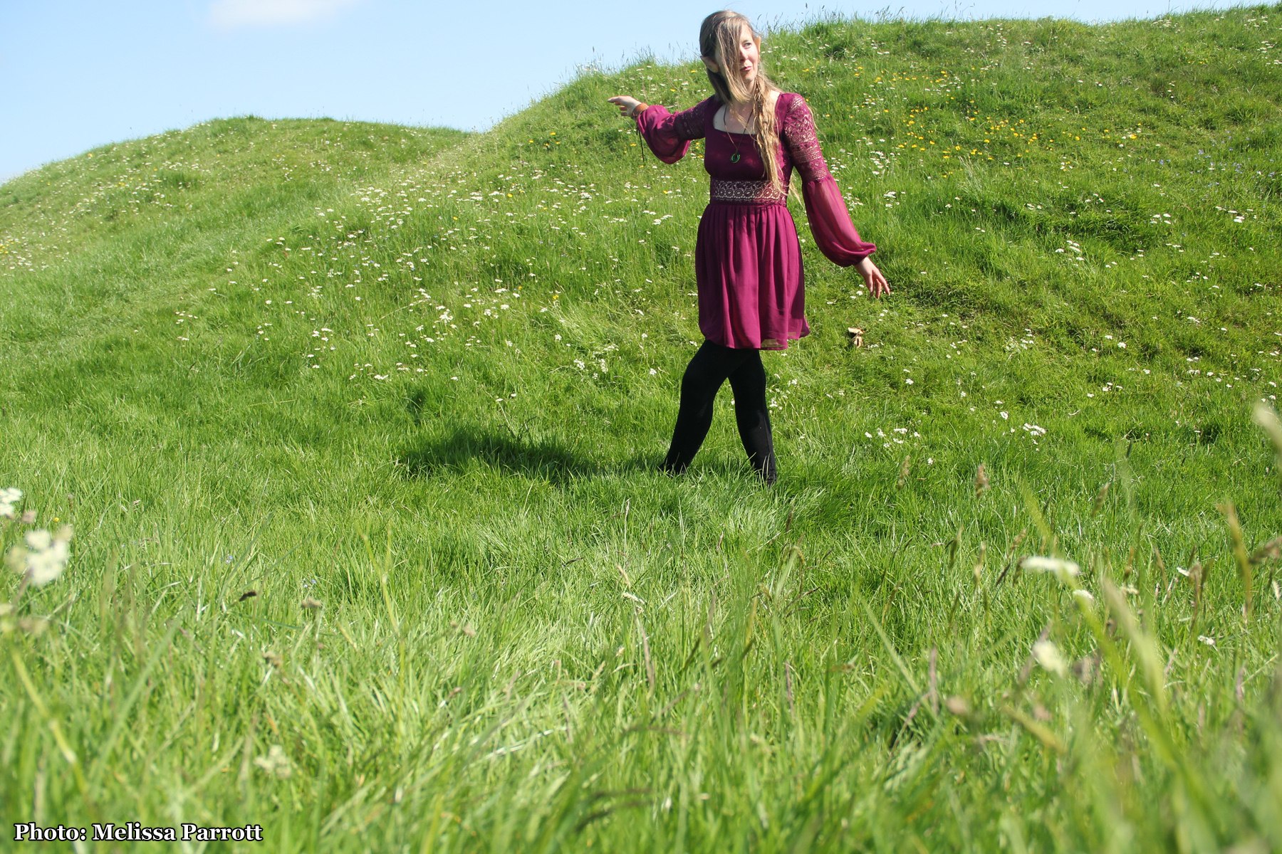 Journey to the Sidhé Mound at Tara, Teamhair na Rí, gateway to the otherworld