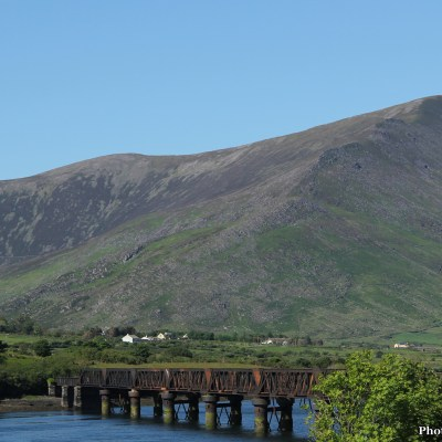 River Fertha and Cnoc na dTobar