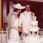 The Wedding cake that almost wasn't