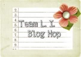 Linked In Blog Hop Logo