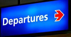 Vacation Memories start with departure