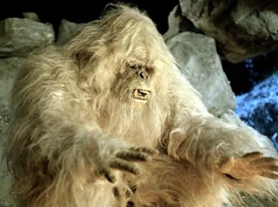 writing about childhood fears of monsters