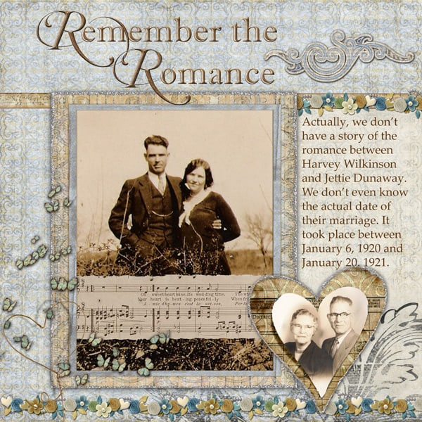 Remember the romance of enduring marriage