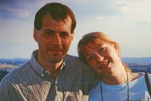 Elopement memories happy couple
