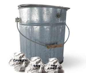 Anti-bucket List: Not Just Dislikes, Dashed Hopes & Forsaken Dreams
