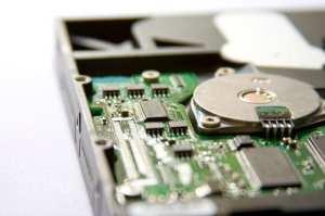 Data Backup hard drive