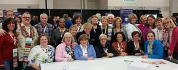 Friendly people at RootsTech
