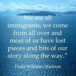 Immigrants and the definition of family