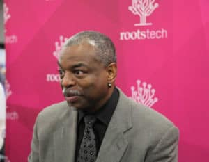 What LeVar Burton Taught Us About Storytelling Made Us Cry