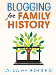 Blogging for Family History Cover