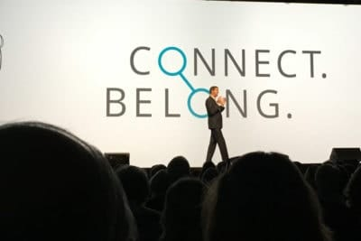 RootsTech 2019 theme of Connect. Belong.