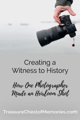 Creating a witness to history Pinnable Image