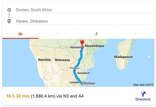 Google Trip Graphic