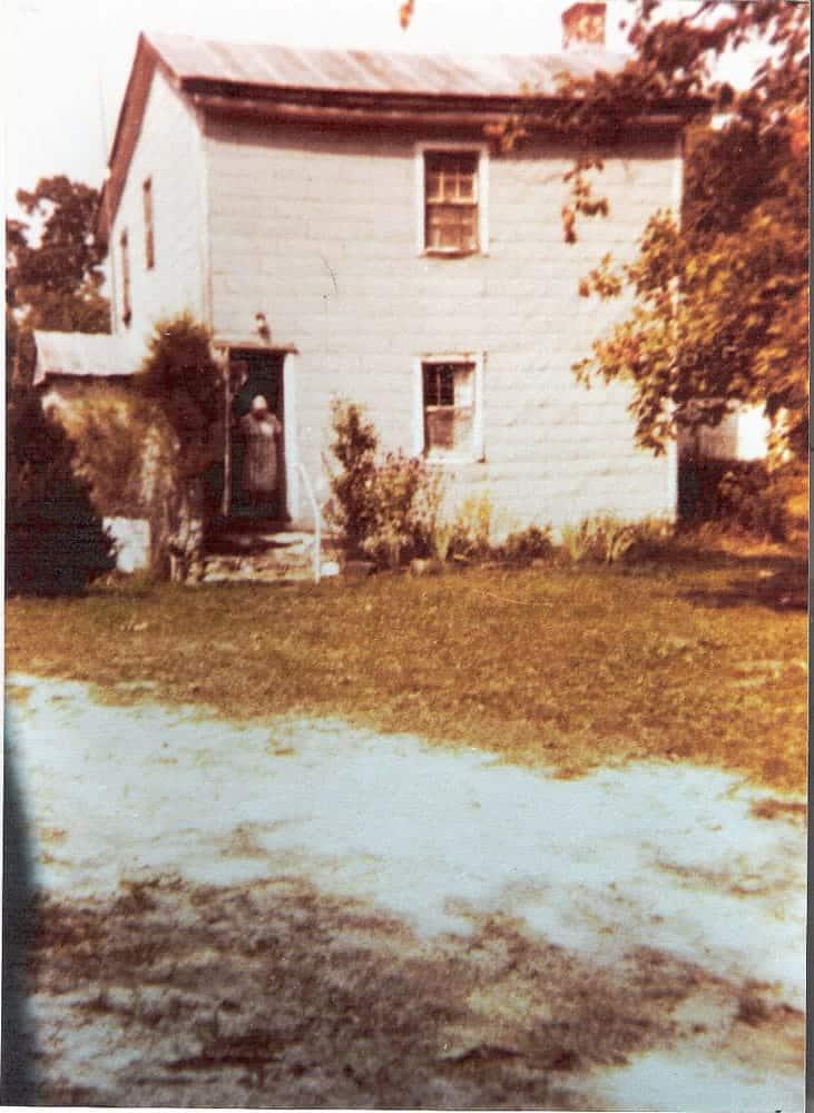 my grandparents house