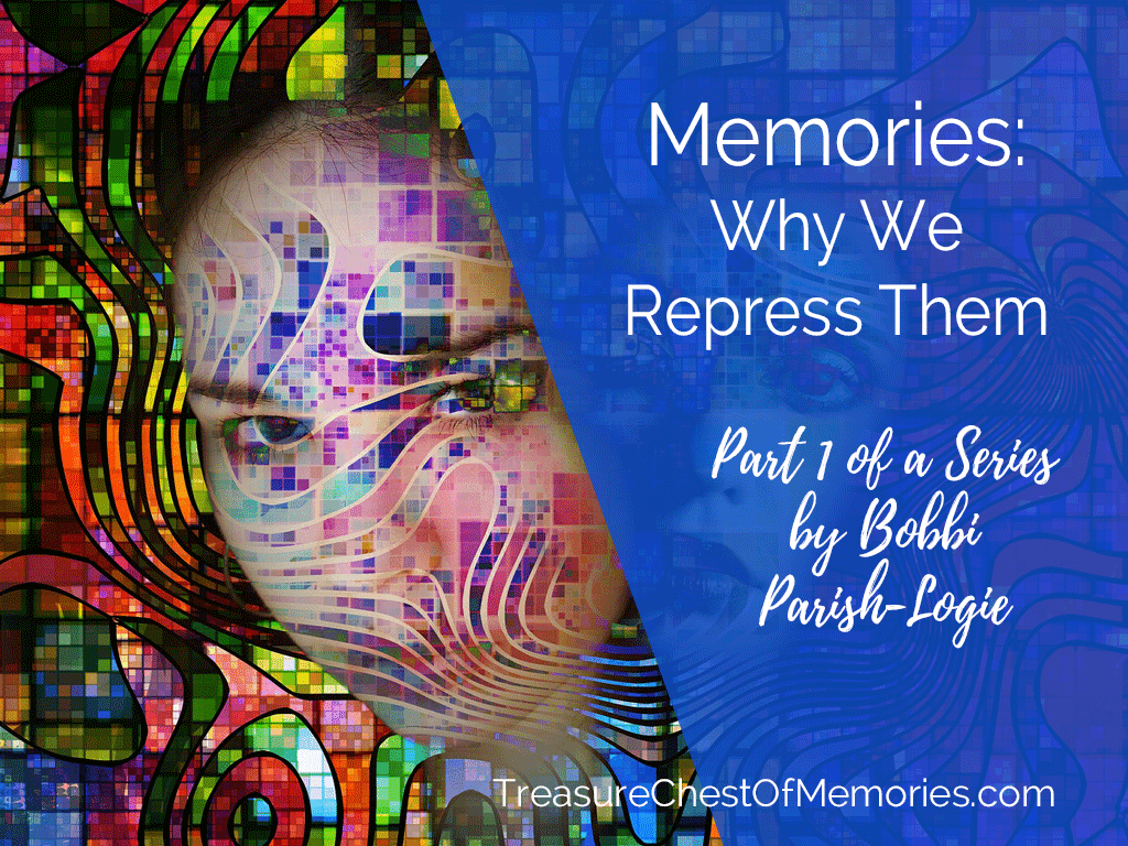 Graphic for Bobby Parish Article on Repressed Memories