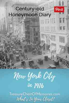 New York City in 1916