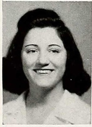 Nancy M Crymes 1945 Longwood College cropped