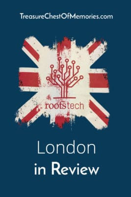 Pinnable Image Rootstech London Review