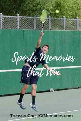 Sports Memories that win