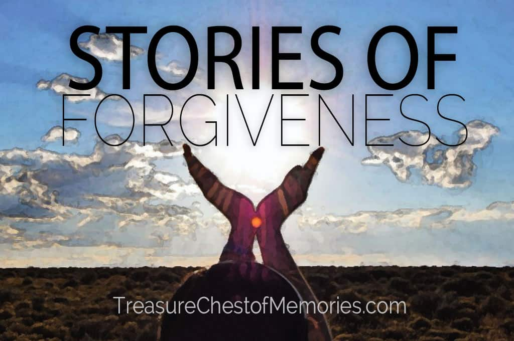 Stories of Forgiveness: A brainstorming Guide