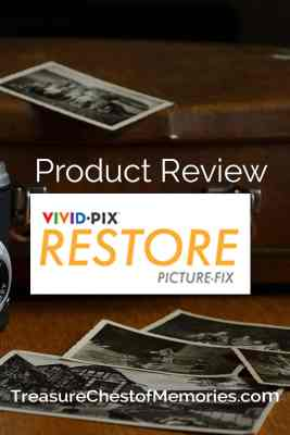VIvid Pix Restore softward product review pinnable image