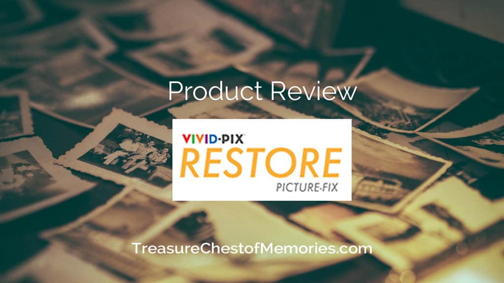 Vivid-Pix RESTORE Software Product Review