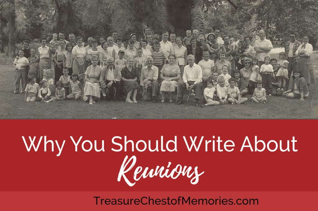 You should write about Reunions Graphic