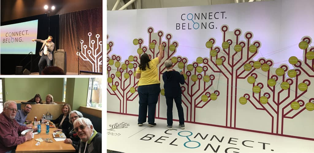 Takeaways from Rootstech 2019 included lots more fun.