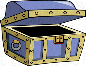 about treasure chest toy box