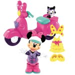 Minnie Mouse Bowtique Motor Scooter