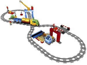 Toddler Boys Toys -Duplo Deluxe Train Set