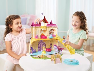 Preschool Girls Toys - Sofia Castle
