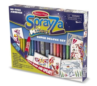 Sprayza Super Deluxe Set
