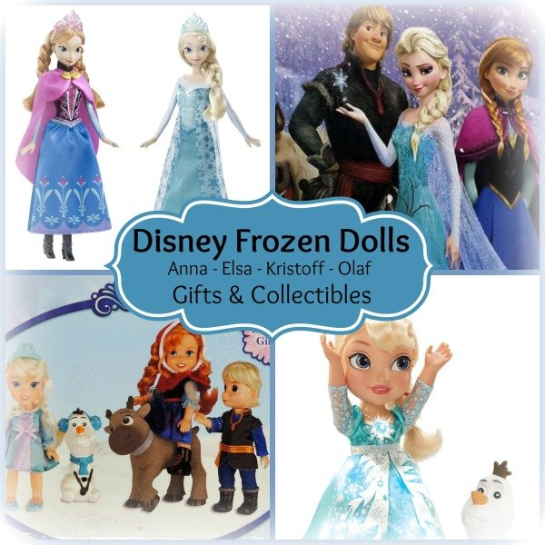 "Disney Store Animators/' Collection Dolls Kristoff Elsa Anna 16/"" FROZEN Sven Olaf"