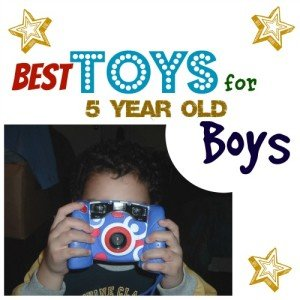 best toys for 5 year old boys Intro